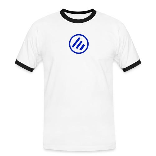 Ecsotic Sounds Friendly pack p of joy - Männer Kontrast-T-Shirt