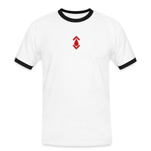 logo team barigo - T-shirt contrasté Homme