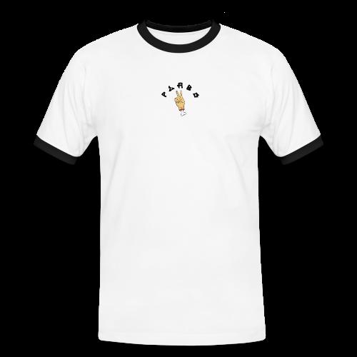 LogoPEABS - T-shirt contrasté Homme