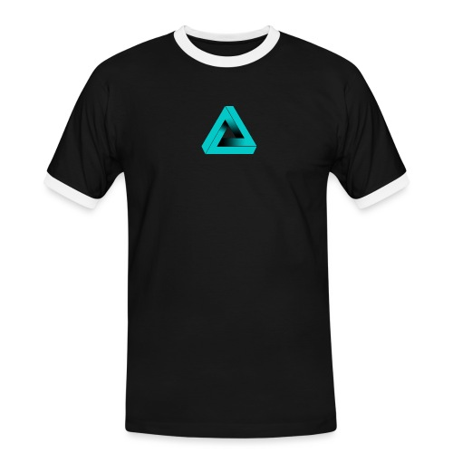 Impossible Triangle - Men's Ringer Shirt