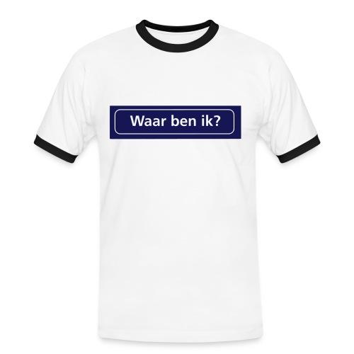 waarbenik - Men's Ringer Shirt