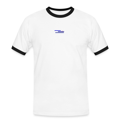 LORD - T-shirt contrasté Homme