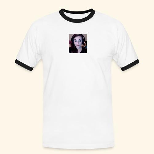 Nhivien - Maglietta Contrast da uomo