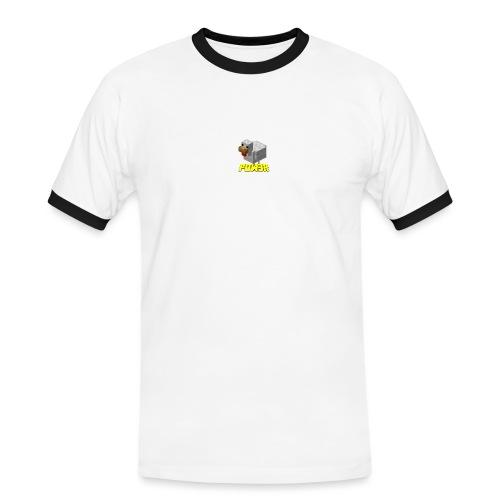 POw3r sportivo - Maglietta Contrast da uomo