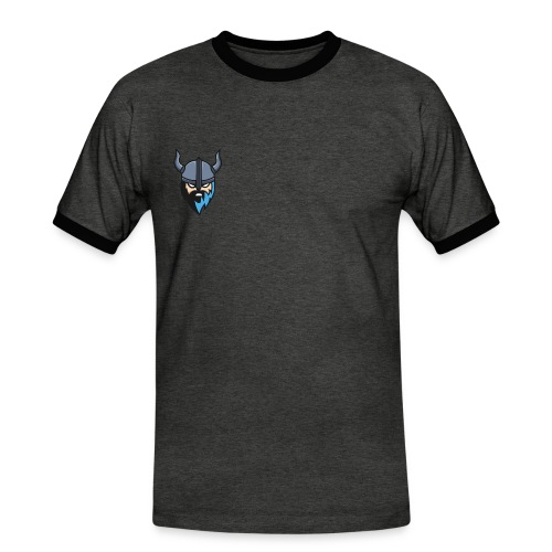 Vikinglogogo - Mannen contrastshirt