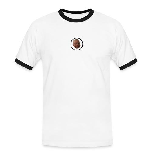 Frederik Sørensen - Herre kontrast-T-shirt