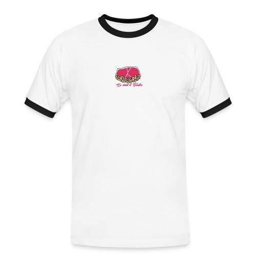 Ca vient d'Vendée - T-shirt contrasté Homme
