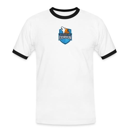 Emc. - Männer Kontrast-T-Shirt
