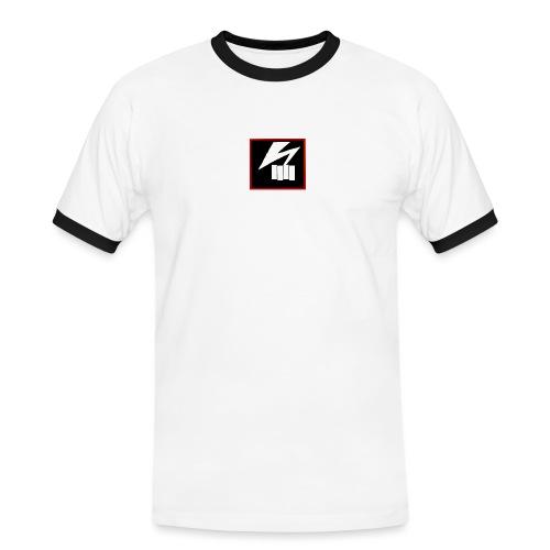 bad flag bad brains - Men's Ringer Shirt