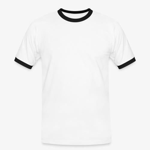 OldSchoolRules2 - Camiseta contraste hombre