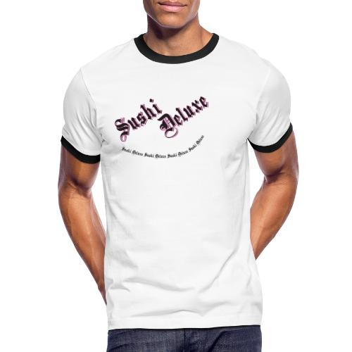 sushi gothik - T-shirt contrasté Homme