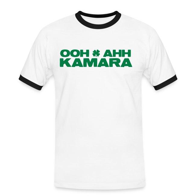 info for 72b5e 31565 kamara   Men's Ringer Shirt