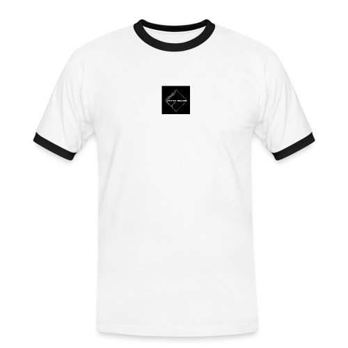 FORTWIN -RECORDS - T-shirt contrasté Homme