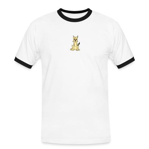 Simplement GRR - T-shirt contrasté Homme