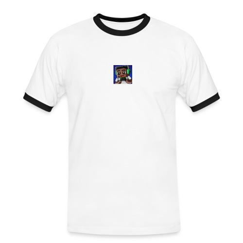 This is the official ItsLarssonOMG merchandise. - Men's Ringer Shirt