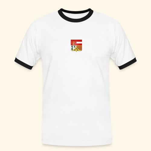 Blason ville de Liege - T-shirt contrasté Homme