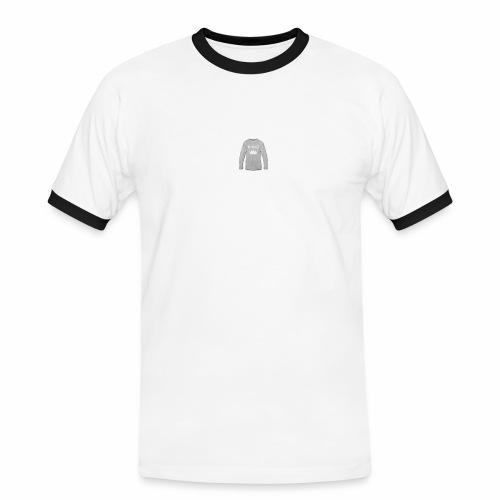K1ING - t-shirt mannen - Mannen contrastshirt