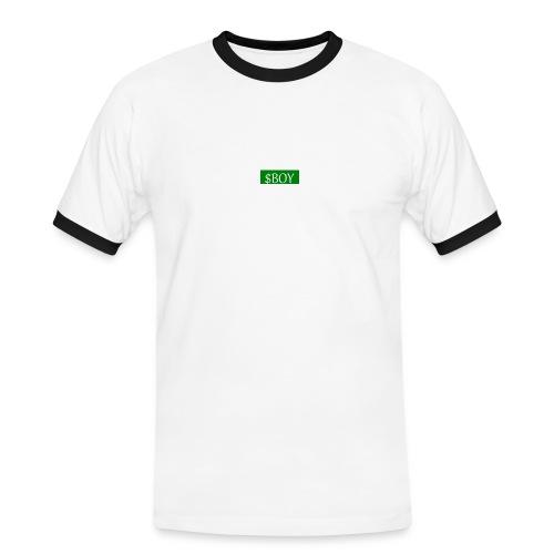 sboy logo - T-shirt contrasté Homme