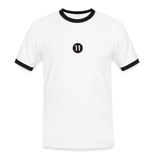 11 ball - Men's Ringer Shirt