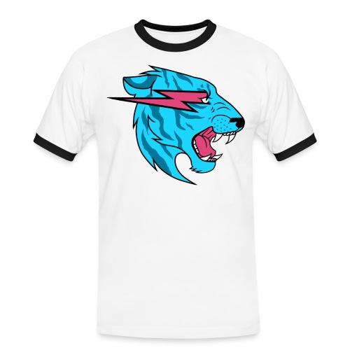 Mr Danger Klassiske Merch - Herre kontrast-T-shirt