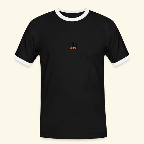 Janni Original Streetwear Collection - Herre kontrast-T-shirt