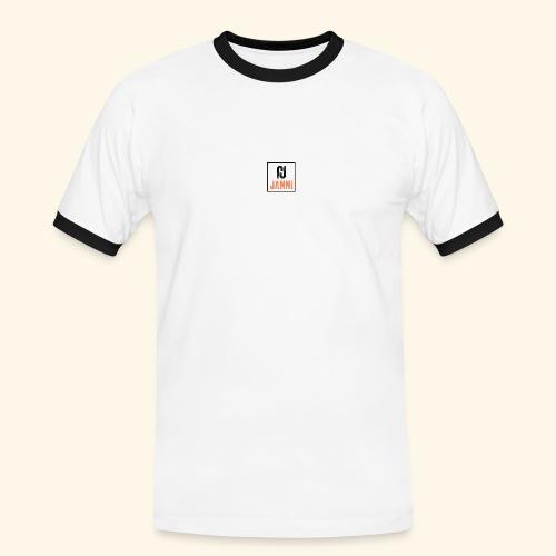 Janni Original Streetwear Collection - Herre kontrast-T-shirt