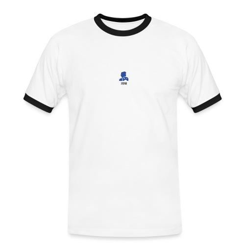 Nekum - Männer Kontrast-T-Shirt