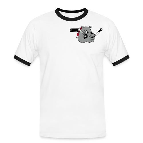 icedogs frei - Männer Kontrast-T-Shirt