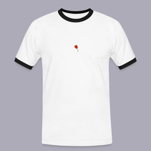 Tulip Logo Design - Men's Ringer Shirt