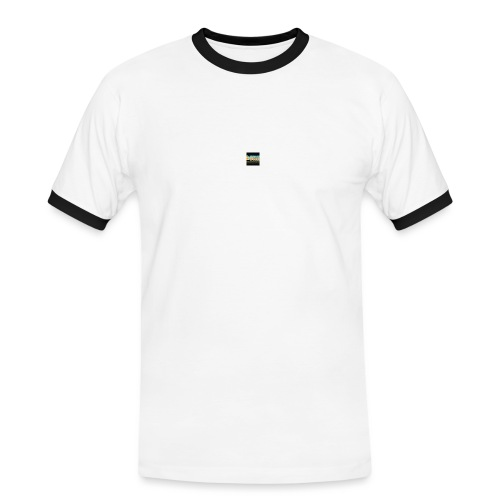 emilking44gaming youtube logo - Kontrast-T-shirt herr