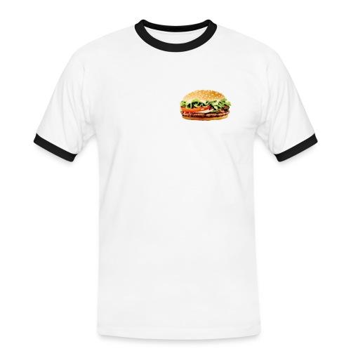 ts1 gif - Männer Kontrast-T-Shirt