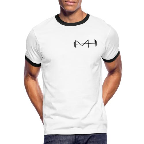 Ironmax Classic - Männer Kontrast-T-Shirt