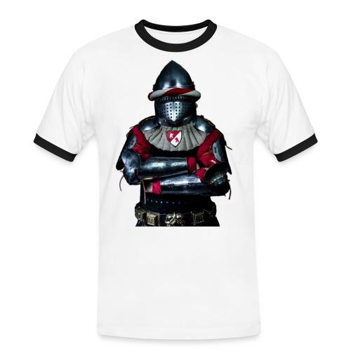 chevalier.png - T-shirt contrasté Homme
