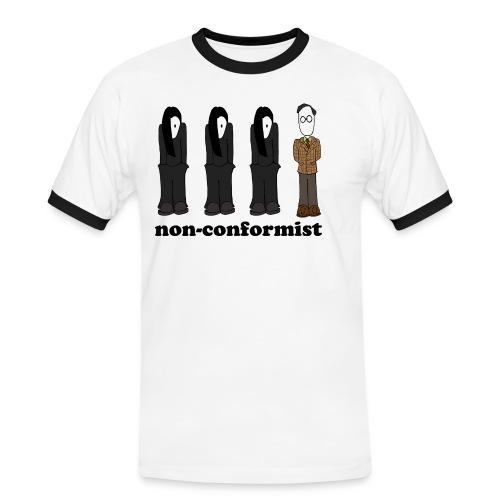 non conformist - Men's Ringer Shirt