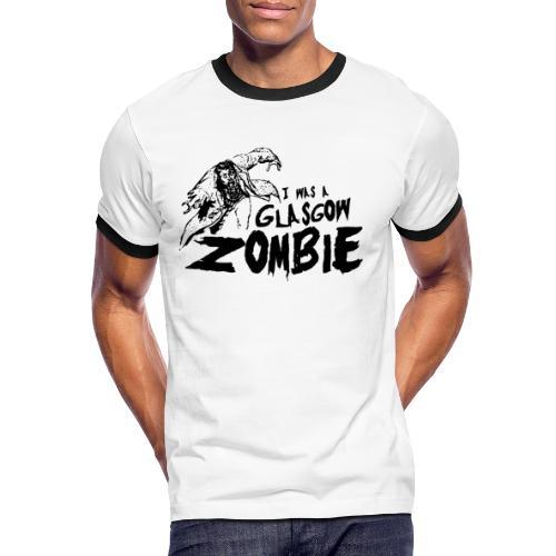 Glasgow Zombie - Men's Ringer Shirt