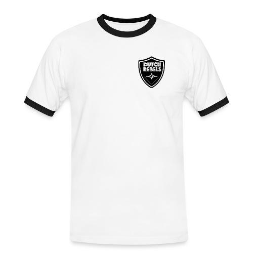SHIELD png - Mannen contrastshirt