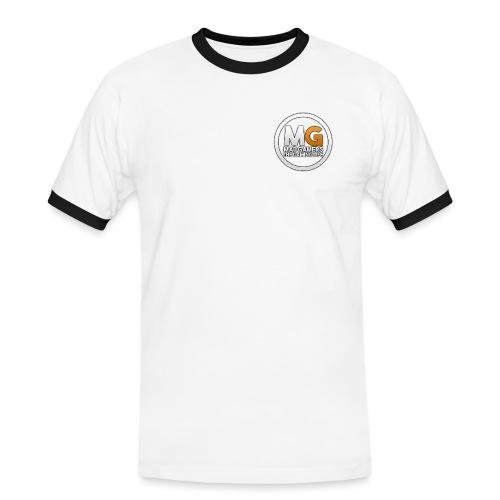 MadGamers Logo Transparent png - Men's Ringer Shirt