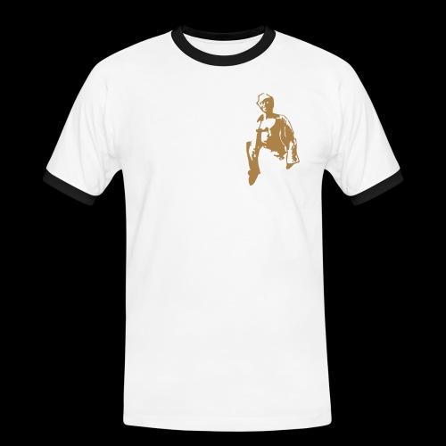 billy_guitar1 - Männer Kontrast-T-Shirt