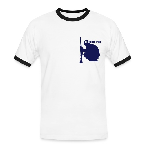 muhcodmotiv - Männer Kontrast-T-Shirt