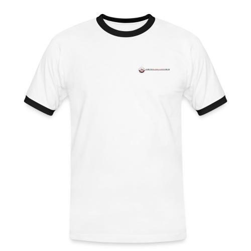 logo 72dpi rgb2 - Männer Kontrast-T-Shirt