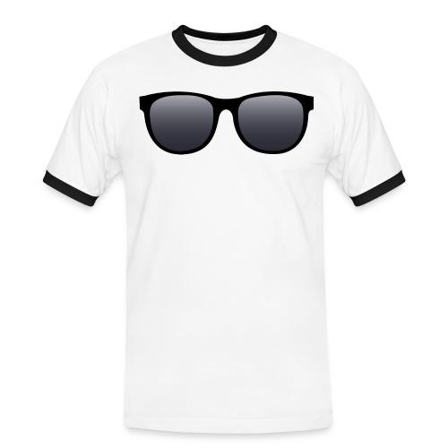 Ausländer - Männer Kontrast-T-Shirt