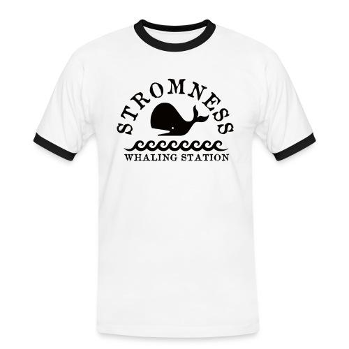 Sromness Whaling Station - Men's Ringer Shirt