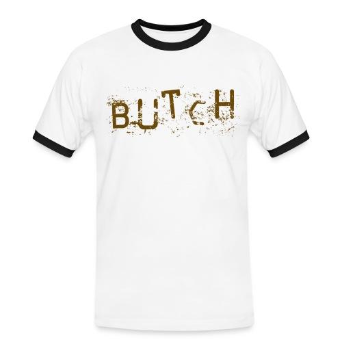 butch - Men's Ringer Shirt