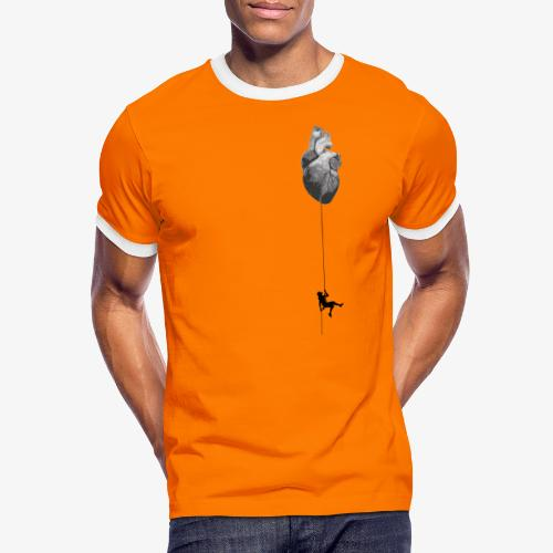 From the heart - From the heart - Men's Ringer Shirt