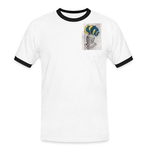 elmo - Maglietta Contrast da uomo