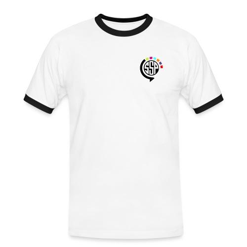 pins ssp - T-shirt contrasté Homme