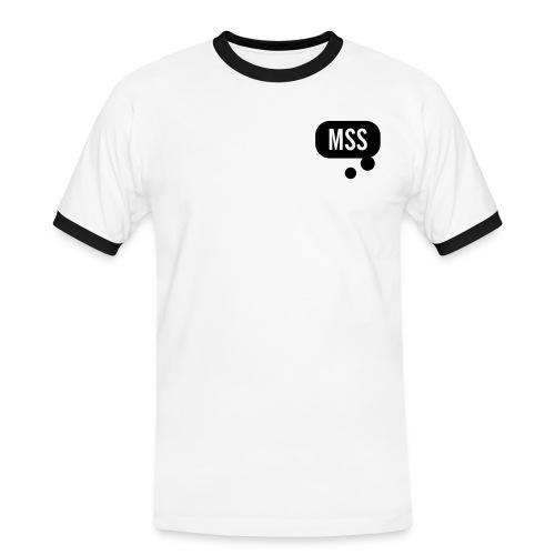 MSS Logo - Men's Ringer Shirt