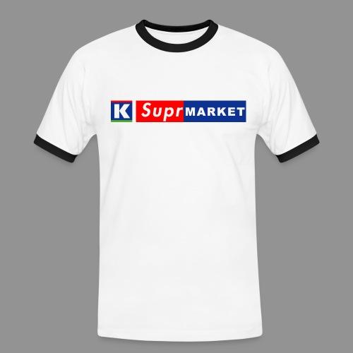 K-Suprmarket - Miesten kontrastipaita