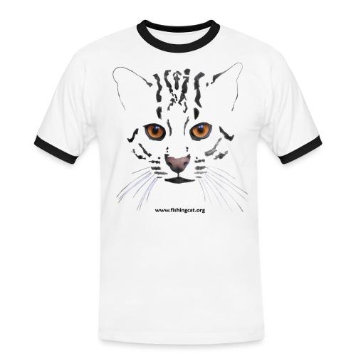 viverrina 1 - Men's Ringer Shirt