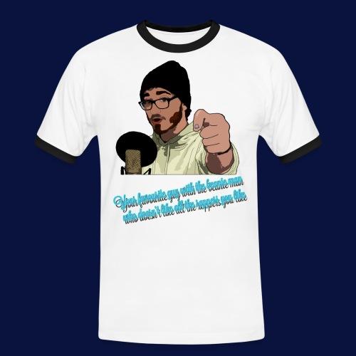 Your Favourite Beanie Man - Men's Ringer Shirt